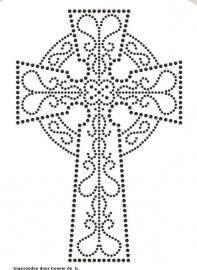 Great candlewicking pattern!