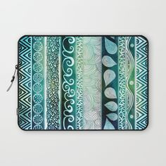 Dreamy Tribal Part VIII Laptop Sleeve
