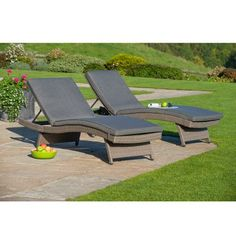 16 Best Garden Sun Loungers Images Bench Swing Chaise Longue Sun