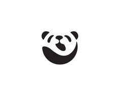 Yawning Panda - SOLD designed by Dalajlampa. Cute Panda Wallpaper, Wallpaper Iphone Cute, Dessert Logo, Personal Logo, Personal Branding, Panda Wallpapers, Animal Logo, Logo Branding, Corporate Branding