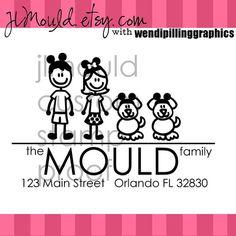 Mickey Family!