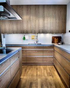 Kitchen of oak Arkitekt: Haga Grov vagane-viste.no