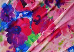 Velvet Ribbon: MAGAM April Dress In Progress - Part 1