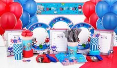 Robot Ultimate Party in the Box  $54.95 caters for 8 guests