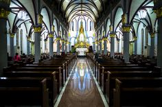 Kaohsiung, Taiwan - Rose church