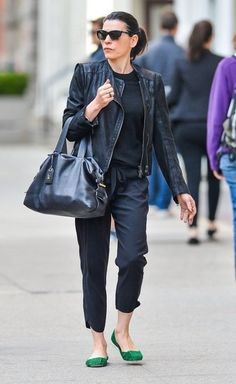 Julianna Margulies Photos: Julianna Margulies Out and About in NYC
