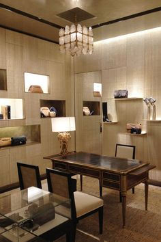 ImagiLux creates custom LED light panels for accent lighting // Chanel visual merchandising