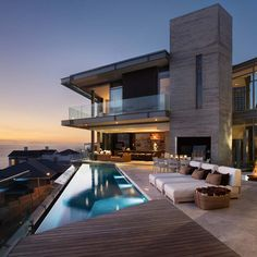 #architecture : CLIFTON 2A residence by SAOTA in Cape Town, South Africa