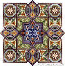 Картинки по запросу вышивка крестом орнамент схемы