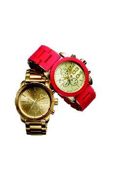 DIESEL® Round Chronograph Silicone Bracelet Watch | Nordstrom #JuneCatalog