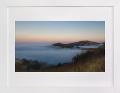 The Morning Fog by Brendan T. Kelly at minted.com