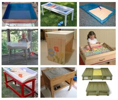 10 DIY Sand Tray Ideas