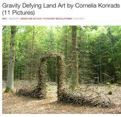 Landart by Cornelia Conrads