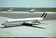 McDonnell Douglas DC-9-32 - Alitalia | Aviation Photo #4867277 | Airliners.net