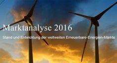 Die Marktanalyse 2016 der Exportinitiative Energie bietet einen umfassenden Einblick in aktuelle Entwicklungen und Perspektiven für Erneuerbare-Energien-Märkte weltweit.