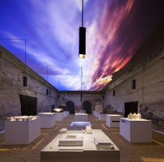"""""""Inhabiting the Desert"""" Since 1914: Morocco at the 2014 Venice Biennale"""