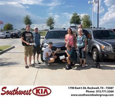 Congratulations to Edward Hults on the 2013 #KIA #Sorento