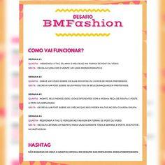 E pra quem está curiosa pra saber como vai funcionar o desafio, segue as regras não esquece de que quem for participar avisar na foto oficial do desafio pra gente ficar sabendo e acompanhar também e usar a #desafiobmfashion. E depois de amanhã ja tem o primeiro desafio!!! Vou falar um pouquinho do meu blog!!!  #BMFashion #blogueirademoda #blogueirasrecife #bloggers #fashion #bloggers #bloglovin #instapic #fashionlovers #moda #trend #fashion #blogueirasunidaspe #blogmetamorfosefashion