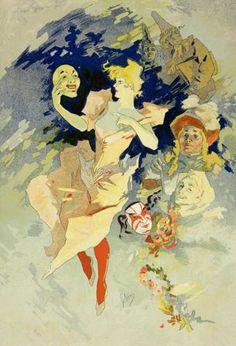 """La Danse,"" (1891)"