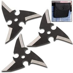 Dragon's Eye Ninja Throwing Star Set For Sale | All Ninja Gear: Largest Selection of Ninja Stars, Throwing Stars, and Shuriken