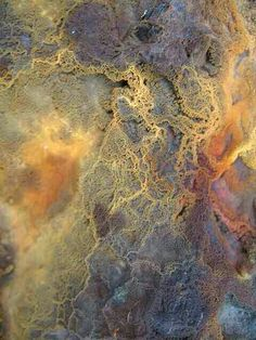 rusted metal Look - it's felted already - look at the scrunched silk on top of wool colors! Minmi Wreck - rusty close up Painting Inspiration, Color Inspiration, Rusted Metal, Metal Art, Peeling Paint, Abstract Photography, Pattern Photography, Texture Photography, Textures Patterns