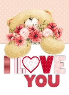 """Love you /""""forever friends bear"""" Love Hug, Love Bear, Cute Images, Cute Pictures, Fizzy Moon, Blue Nose Friends, Cute Teddy Bears, Tatty Teddy, Love Valentines"""