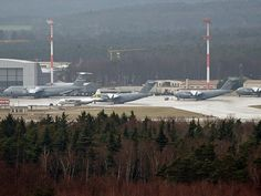 Ramstein Air Force Base, Germany