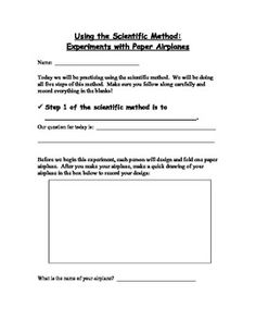 scientific method activity 8th 10th grade worksheet lesson planet education pinterest. Black Bedroom Furniture Sets. Home Design Ideas