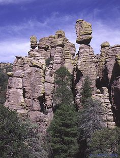 Chiricahua Mountains, AZ