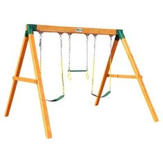 Gorilla Playsets Freestanding Swing Set