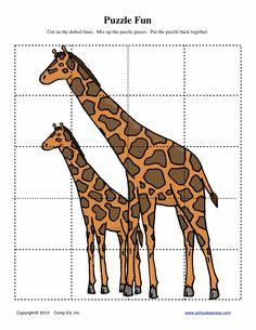 FREE worksheets, create your own worksheets, games. Free Worksheets, Writing Worksheets, Mothers Day Crafts, Games For Kids, Puzzles, Giraffe, Create Your Own, Cute Animals, Cats