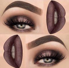 brown-berry metallic