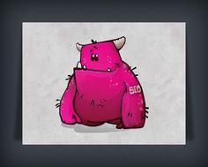 101 Delightful Dribbble Character Illustrations for Inspiration   Design Shack