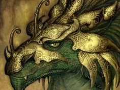 Dragons by Ciruelo 2013 Mini Wall Calendar: In the world of fantasy art, Ciruelo Cabral's artwork is renowned. Known simply as Ciruelo, he is an accomplish Dragon Pet, Dragon Armor, Dragon Horse, Dragon Knight, Mythological Creatures, Fantasy Creatures, Mythical Creatures, Fantasy Kunst, Fantasy Art