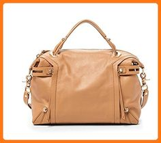 BOTKIER NEW YORK Flatiron Leather Satchel (*Partner Link)