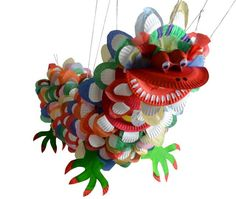 This dragon craft is the perfect way to explore he traditions of Chinese New Year through encouraging your class's creative side. Everyone can play a part in creating dragon which is both highly impressive and surprisingly easy to prepare. You will need 1. Provide each child with their own paper plate and encourage them …