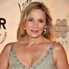 Aging Gracefully: Kim Cattrall - Shape Magazine