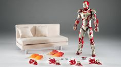 Finally the Iron Man on a Couch Action Figure Weve Been Waiting For