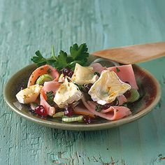 Schinken mit Preiselbeeren Rezept | Küchengötter