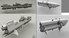 Futuristic spaceship models - Google Search