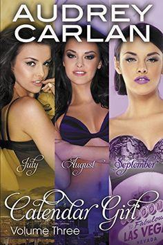 Calendar Girl Series  -  Audrey Carlan