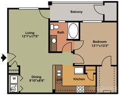 Ladera Apartments - Austin, TX 78745 | Apartments for Rent, 776 sq ft.