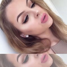 It's Brittney Lee Saunders, beautiful everyday makeup ❤️ her channel, personality.