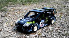 "LEGO Ford Fiesta RS WRC ""Ken Block"""