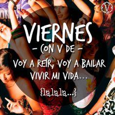 viernes con V