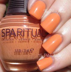 Brand: SpaRitual // Collection: Rhythm Collection (Spring 2015) // Color: Cycles // Blog: The Polishaholic