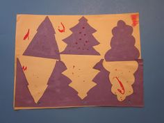 Inspired Montessori and Arts at Dundee Montessori: Easy Xmas Through the Years