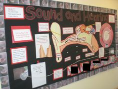 Sound and hearing classroom display photo - Photo gallery - SparkleBox