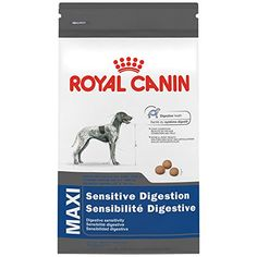 ROYAL CANIN HEALTH NUTRITION MAXI Sensitive Digestion dry dog food 30Pound -- Read more reviews of the product by visiting the link on the image. (This is an affiliate link)