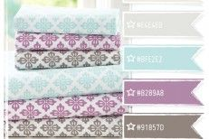 Color Crush Palette » Photo Card Boutique  - Great Website for Coordinating Colors!